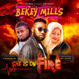 She Is on Fire  By Bekey Mills