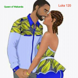 Luka 120 - Queen of Wakanda