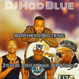 Bopholo Bo Teng  By DJ Mad Blue