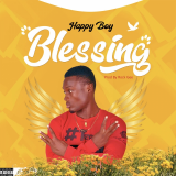Blessing  By happy boy
