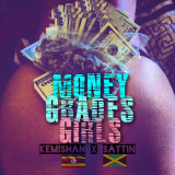Money Grades Girls  By Kemishan, Sattin