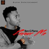 Ben G Piano - Favour Me