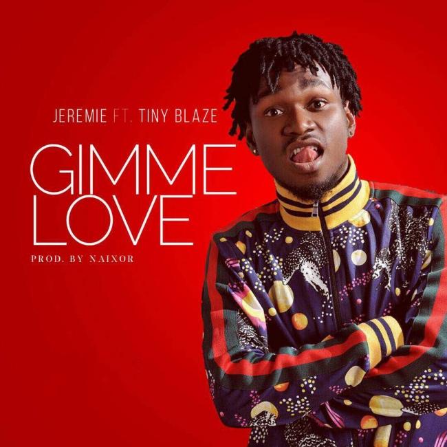 Jérémie - Gimme Love (feat  Tynin Blaze) - CD RUN Music Store