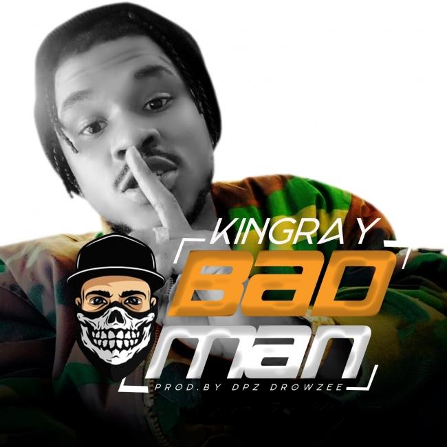 Kingray - Badman - CD RUN Music Store
