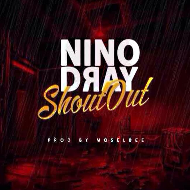 Nino Dray - Shout Out - CD RUN Music Store